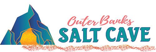 Outer Banks Salt Cave logo